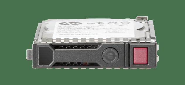 هارد سرور HP 300GB SAS 6G 15K SFF Server HDD