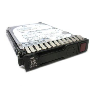 هارد HP 1.2TB SAS 12G 10K SFF