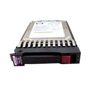 هارد HP 146GB SAS 6G 15K SFF
