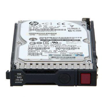 هارد سرور HP 146GB SAS 6G 15K SFF