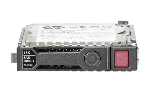 هارد سرور HP 300GB SAS 12G 15K SFF