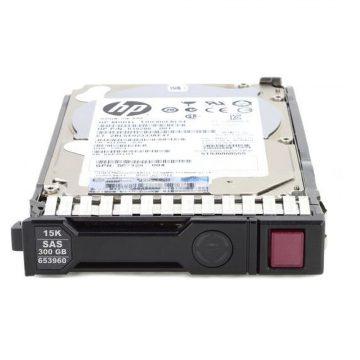 هارد HP 300GB SAS 6G 15K SFF
