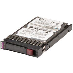 هارد HP 600GB SAS 6G 10K SFF