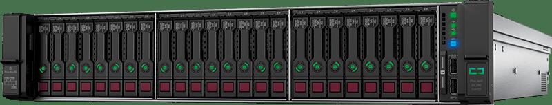 نصب هارد روی DL380 G10