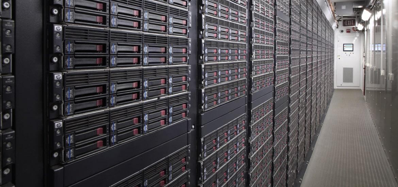 نصب سرور HP
