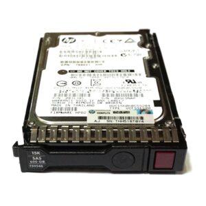 هارد HP 600GB SAS 12G 15K SFF