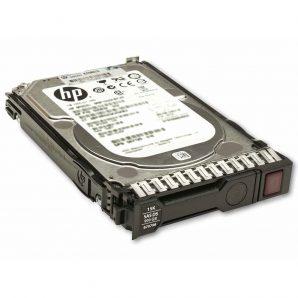 هارد HP 900GB SAS 12G 15K SFF