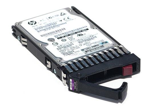 HP 900GB SAS 6G 10K SFF