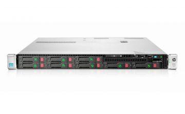 بررسی وضعیت چراغ های سرور HP ProLiant DL360p G8