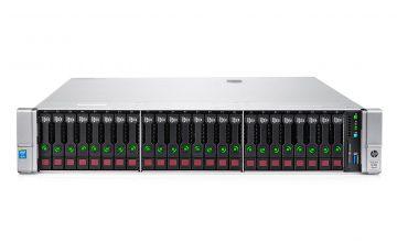 بررسی وضعیت چراغ های سرور HP ProLiant DL380 G9
