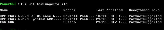رفع خطای نصب ESXi 6.5 بر روی سرورهای نسل G7 اچ پی