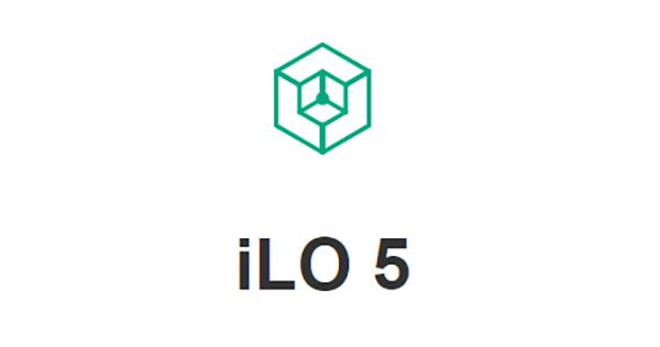 HPE iLO 5