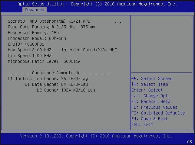 HPE Proliant Microserver G10