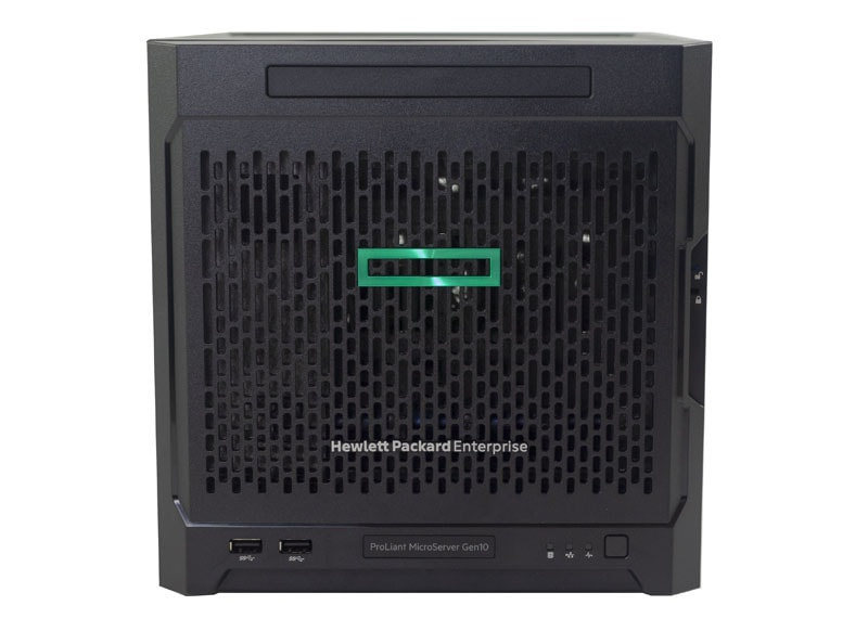 سرور اچ پی HPE ProLiant MicroServer Gen10