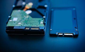 مقایسه هاردهای SSD و HDD
