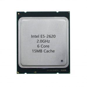 پردازنده سرور Intel Xeon Processor E5-2620