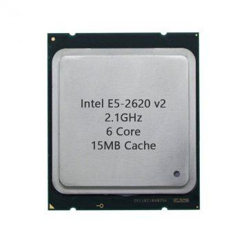 پردازنده سرور Intel Xeon Processor E5-2620 v2