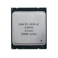پردازنده سرور Intel Xeon Processor E5-2650 v2