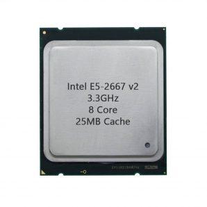 پردازنده سرور Intel Xeon Processor E5-2667 v2