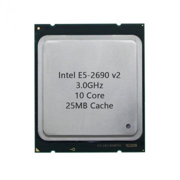 پردازنده سرور Intel Xeon Processor E5-2690 v2