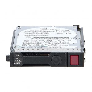 هارد سرور HP 1.2TB SAS 6G 10K SFF