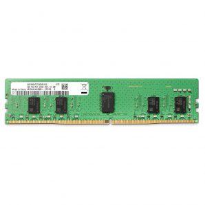رم سرور HP 8GB PC4-2666 UDIMM Server Ram