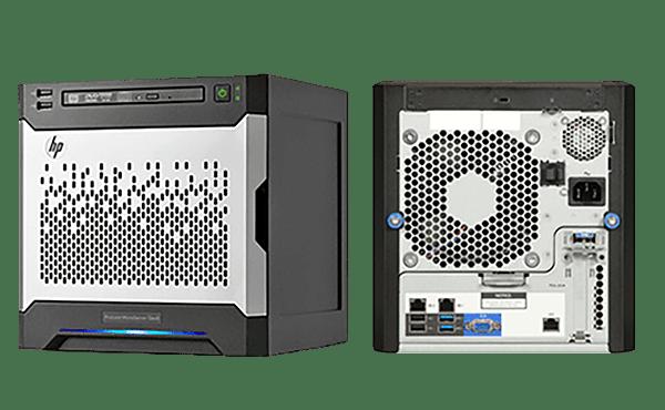 مینی سرورهای HP