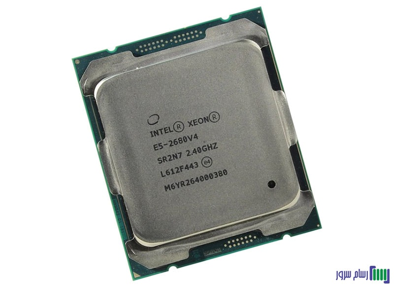 پردازنده سرور Intel Xeon Processor E5-2680 v4
