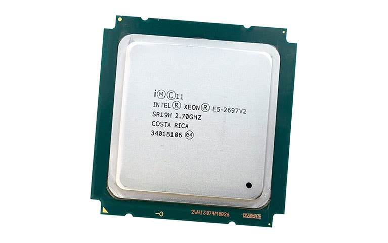 پردازنده سرور Intel Xeon Processor E5-2697 v2