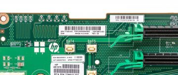 رایزر دوم HP Secondary Riser For DL380 G9