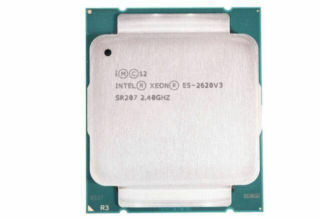پردازنده سرور Intel Xeon Processor E5-2620 v3