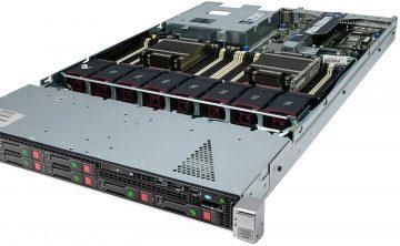 باز کردن قطعات سرور HP ProLiant DL380p G8