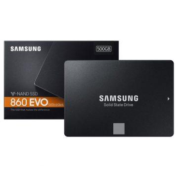 هارد سرور Samsung 500GB 860 Evo SSD