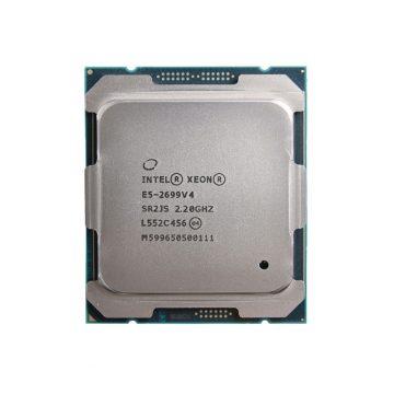 پردازنده سرور Intel Xeon Processor E5-2699 v4