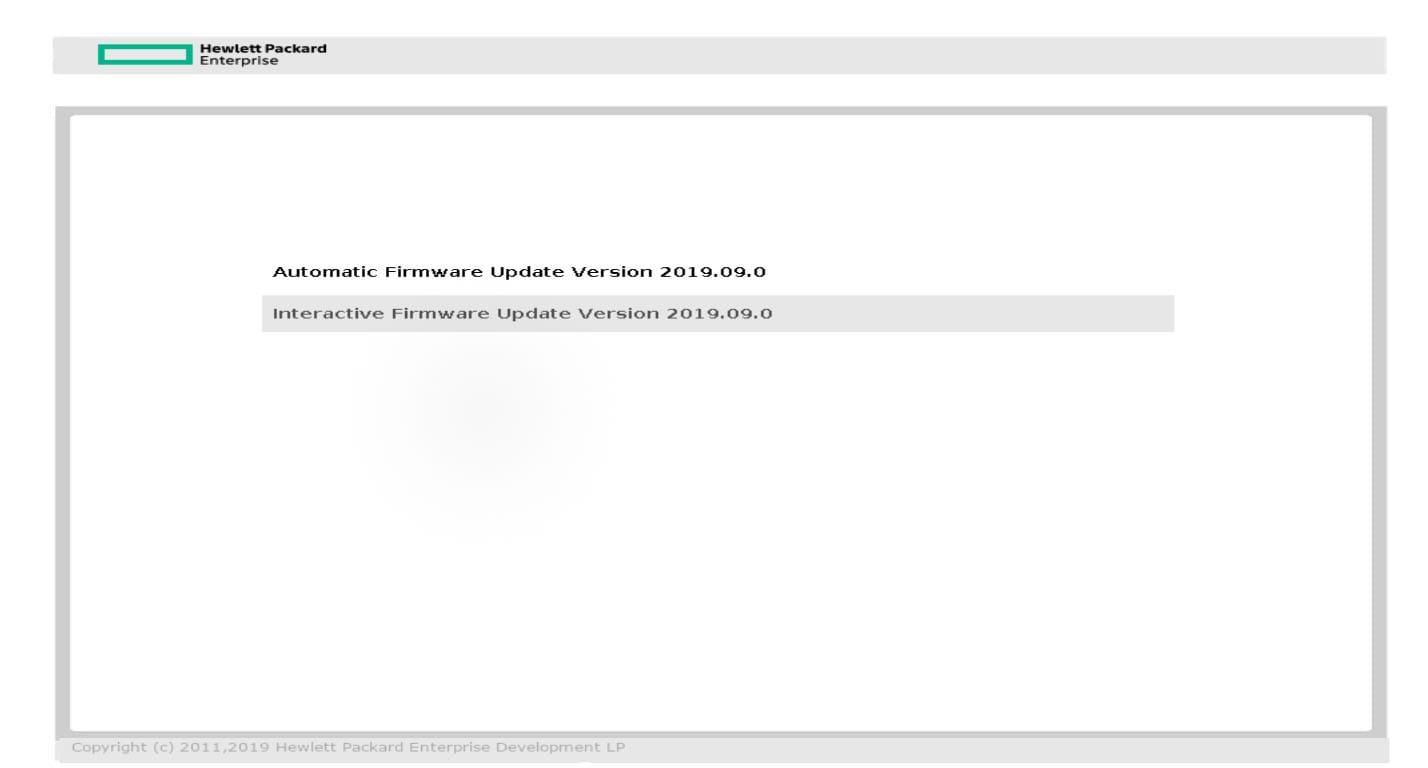 آپدیت Firmware سرورهای HPE به روش SPP