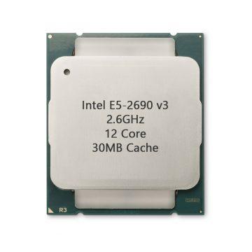 پردازنده سرور Intel Xeon Processor E5-2690 v3