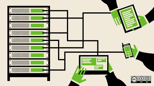 انواع کاربری سرورها