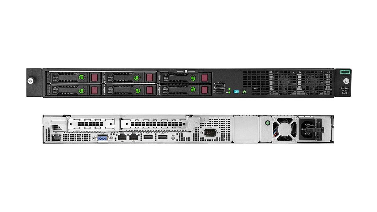سرور HPE ProLiant DL20 G10