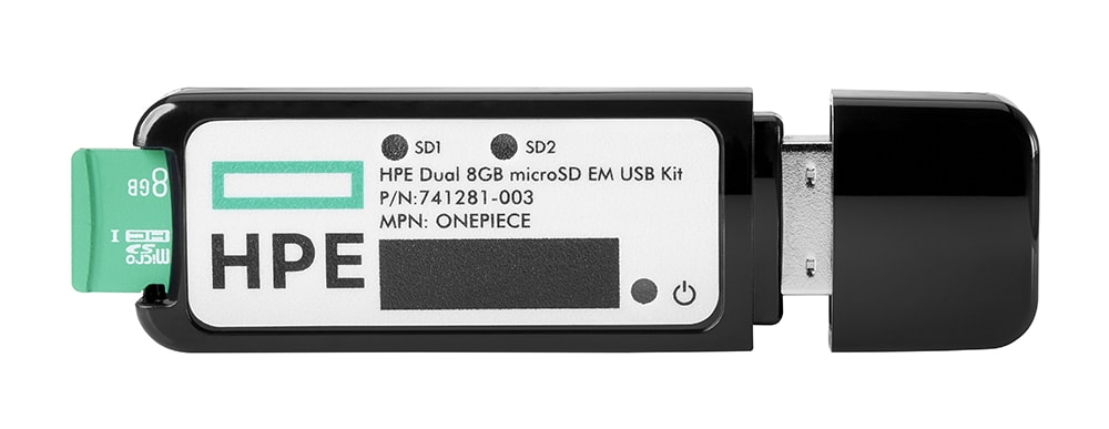 راهکارهای امن HPE برای نصب سیستم عامل