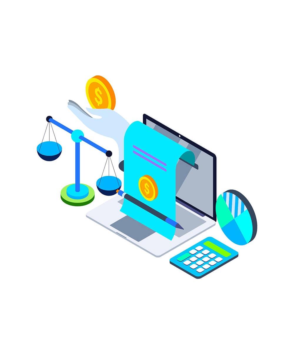سرور مناسب حسابداری