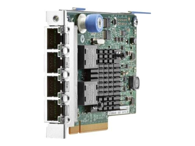 کارت شبکه HPE Ethernet 1Gb 4-port 366FLR