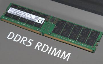 تاریخ ارائه رم های DDR5