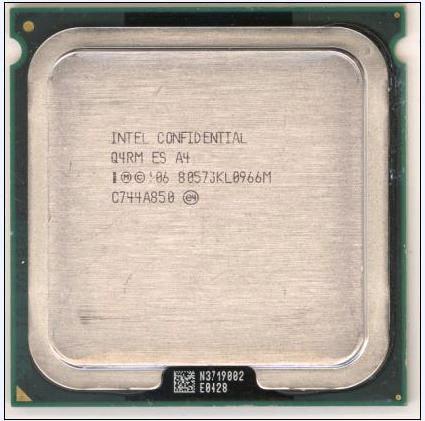 پردازنده های نمونه مهندسی (ES) چیست؟