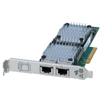 کارت شبکه HPE Ethernet 10Gb 2-port 530T