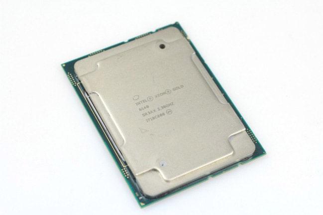 پردازنده سرور Intel Xeon Gold 6140