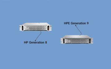 نسل نهم سرورهای HPE را بخریم یا نسل هشت