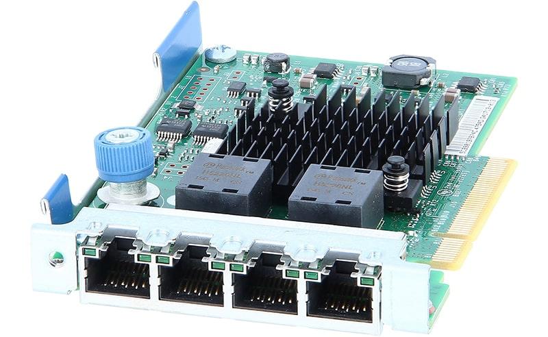 بررسی انواع کارت شبکه قابل نصب روی سرورها