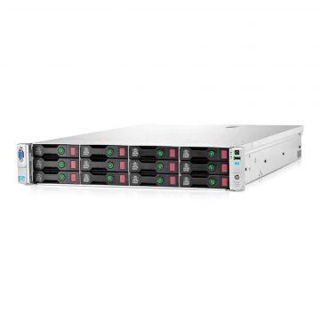 سرور HP ProLiant DL380p G8 12LFF E5-2650v2x2, 16GBx2, 4TBx6+500GB NVMe, 460Wx2