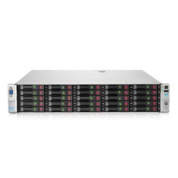 سرور HP ProLiant DL380p G8 25SFF E5-2620v2x2, 16GBx2, M2-500GB, 460Wx2